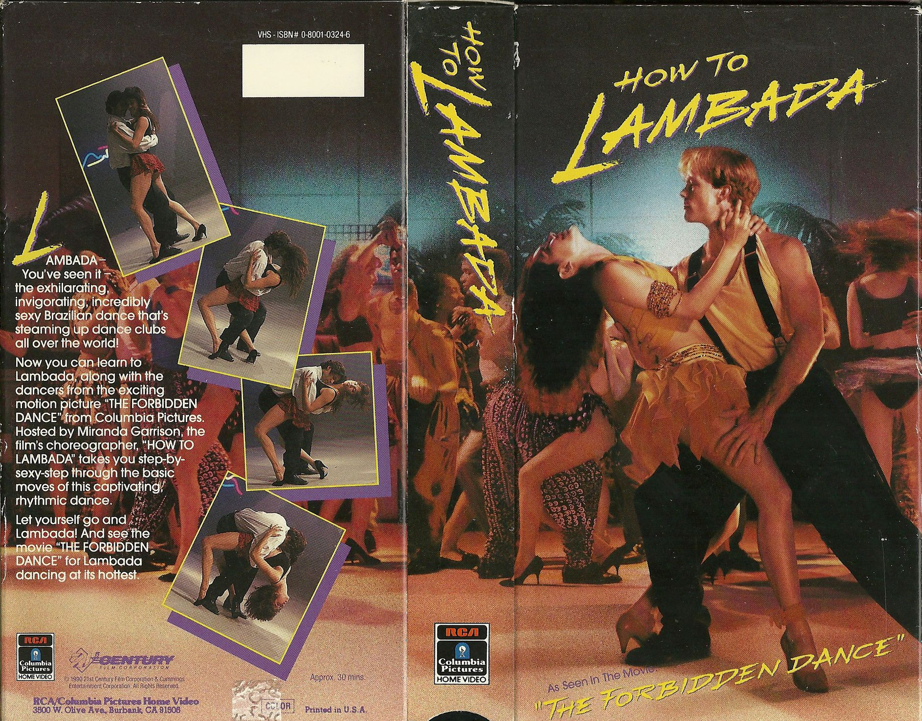 The Forbidden Dance Is Lambada  The Forbidden Dance Images