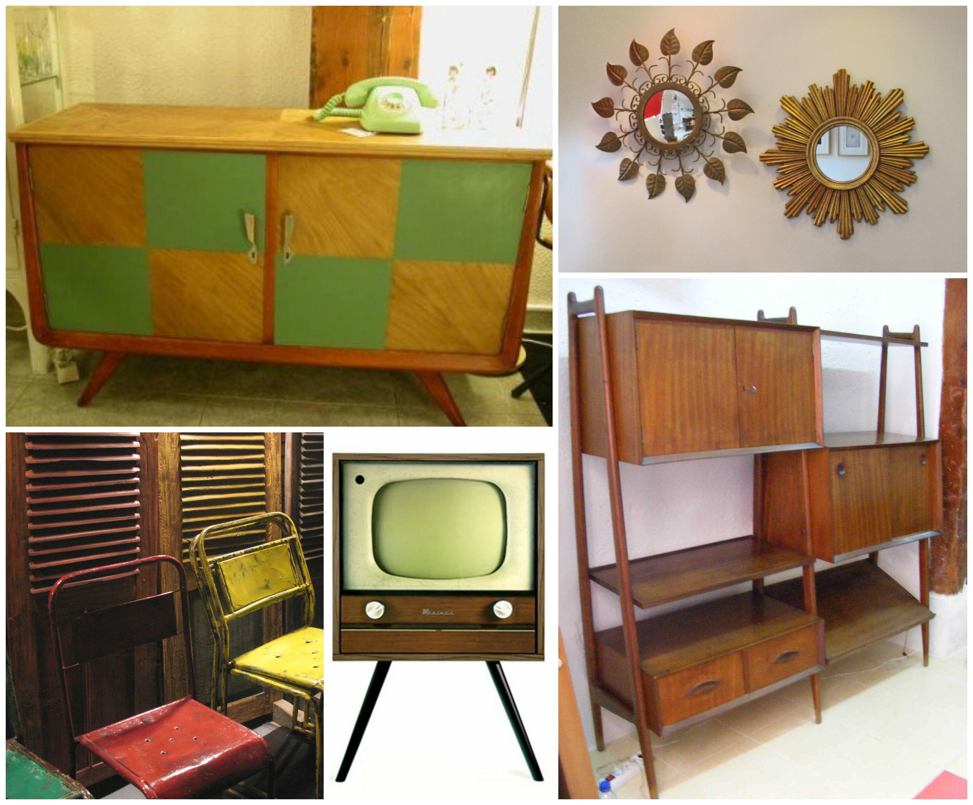 Muebles a os 50 historia antig edades muebleantiguo - Muebles anos 50 ...