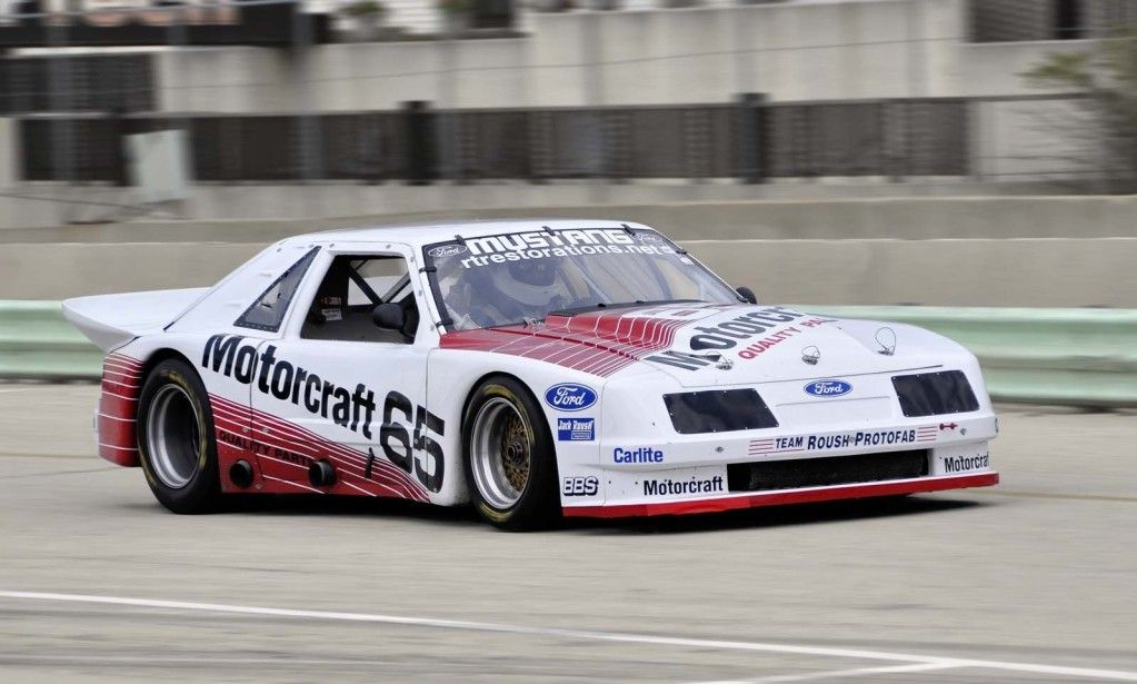 1985 Ford Mustang Cobra Trans-Am Race Car | Ford/Shelby ...