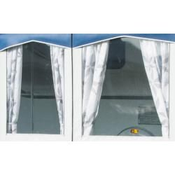 Photo of Sidewall curtains for Rhön permanent and seasonal tent