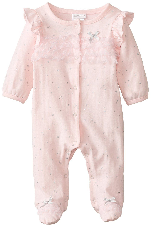 absorba baby-girls Fashion Bodysuit