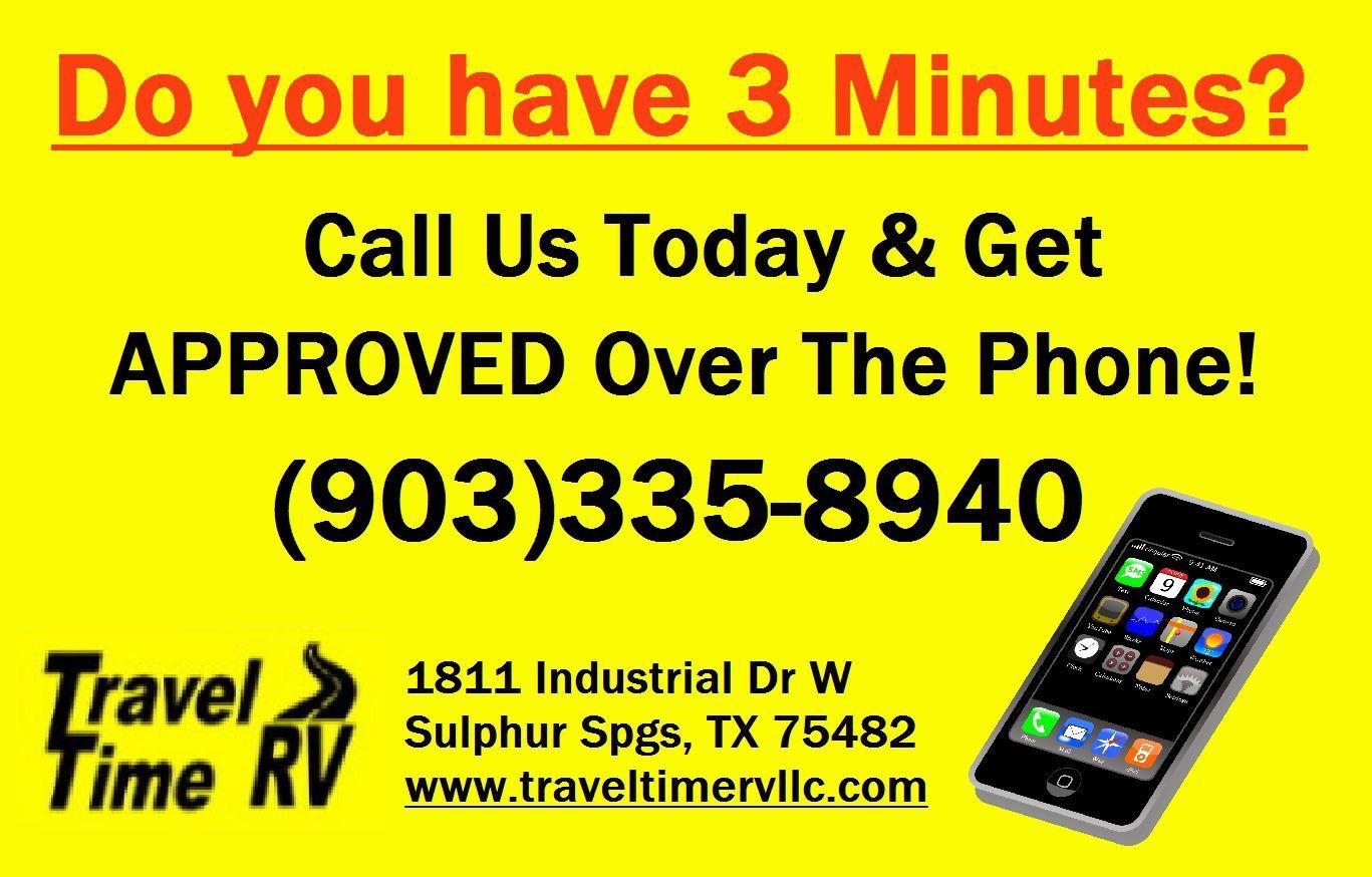 www.traveltimervllc.com RV Financing | Travel trailer ...