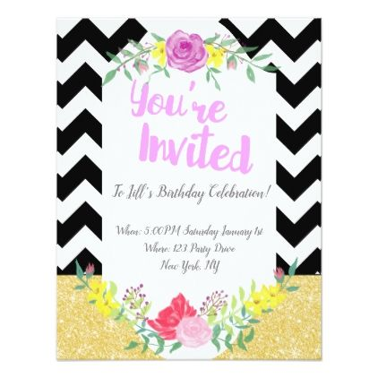 Bold lady birthday invitation birthday invitations diy customize bold lady birthday invitation birthday invitations diy customize personalize card party gift stopboris Choice Image