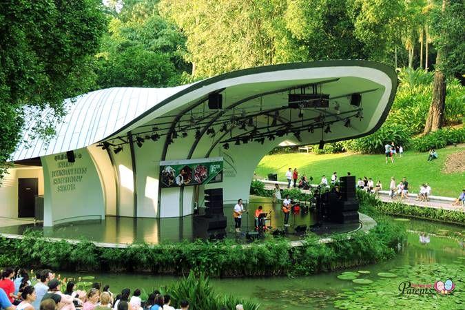 Free Concerts At Singapore Botanic Gardens 2020 Singapore Botanic Gardens Botanical Gardens Botanical