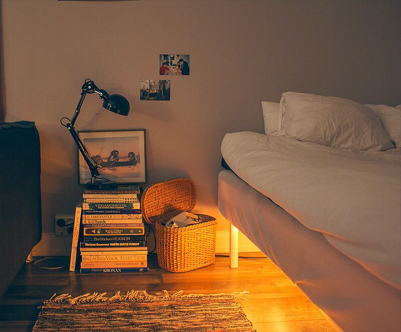 Philips Hue Under The Bed Lights
