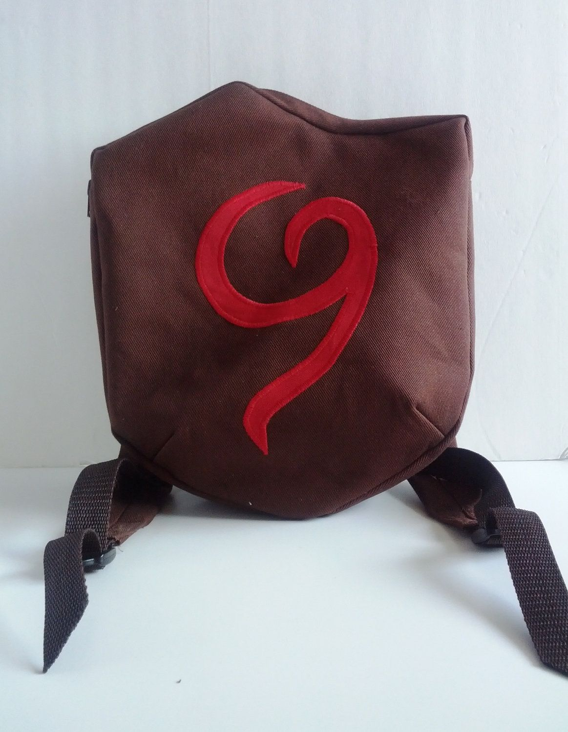 Legend of zelda ocarina of time kokiri deku shield backpack madeto