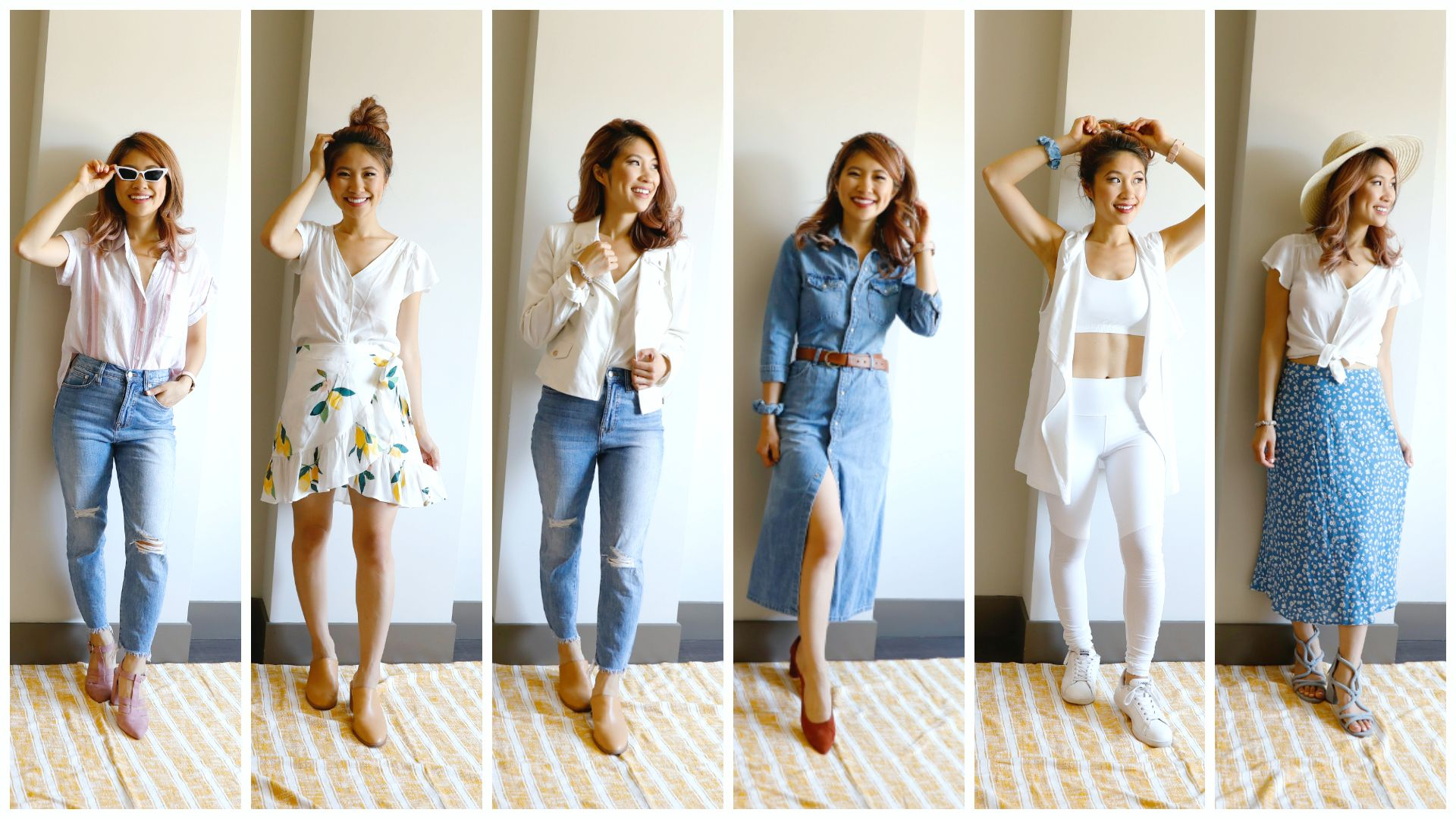 Casual Summer Outfits  Cool summer outfits, Elegant summer