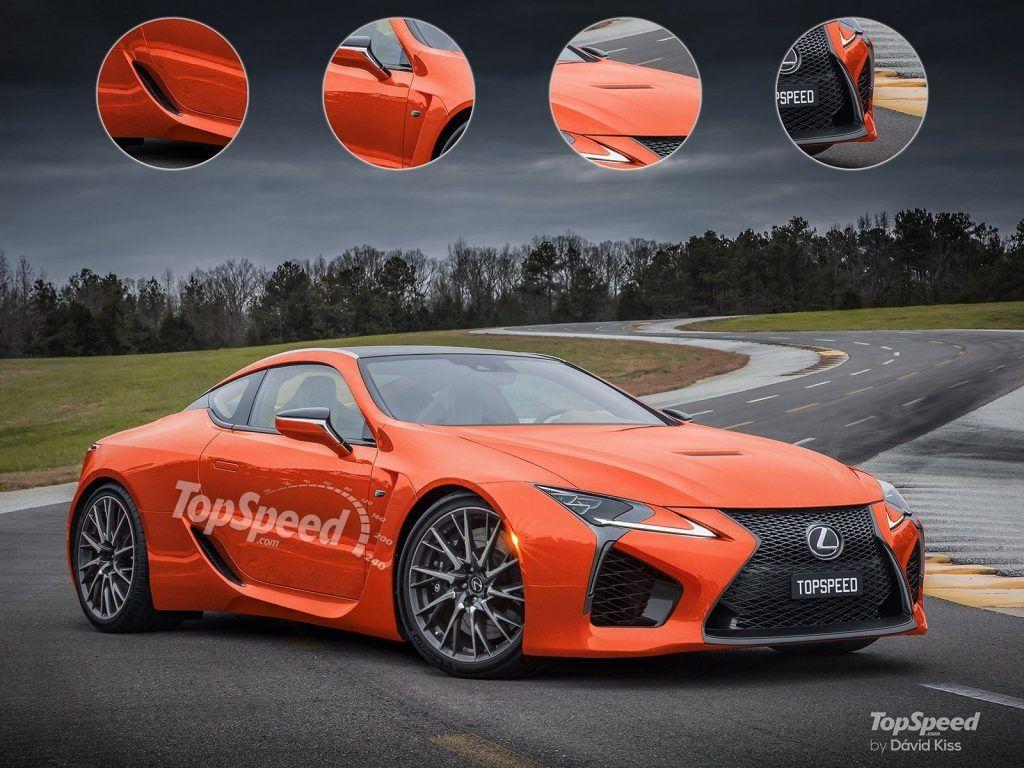 2020 Lexus Lf Lc Redesign
