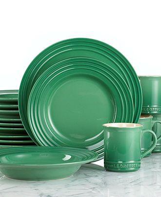 Le Creuset Dinnerware 16 Piece Set - Casual Dinnerware - Dining u0026 Entertaining - Macyu0027s  sc 1 st  Pinterest & Le Creuset Dinnerware 16 Piece Set - Casual Dinnerware - Dining ...