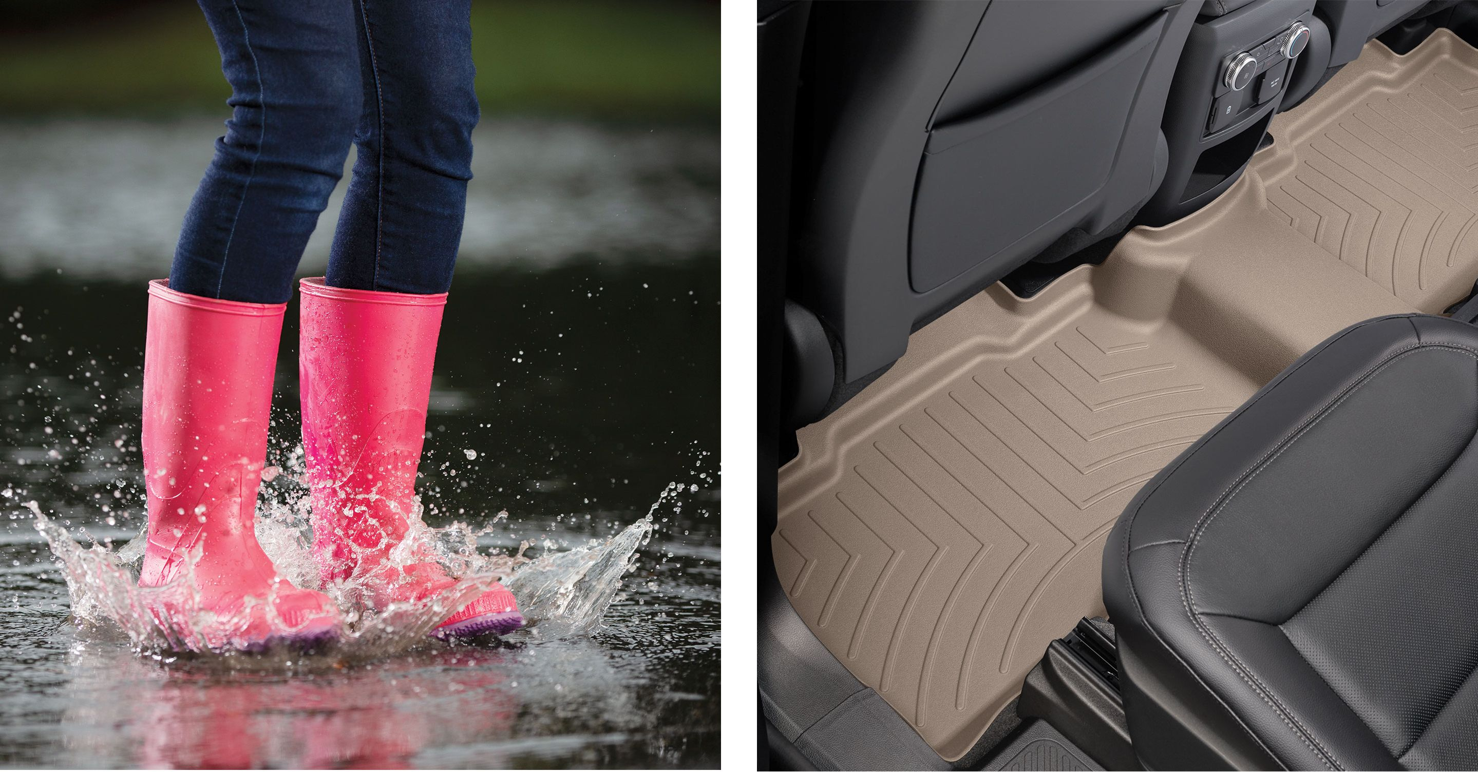 Enjoy more carefree splashing with WeatherTech. ☔🚗 in 2020
