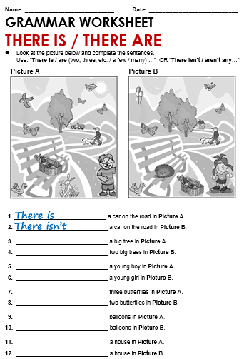 Quality Esl Grammar Worksheets Quizzes And Games