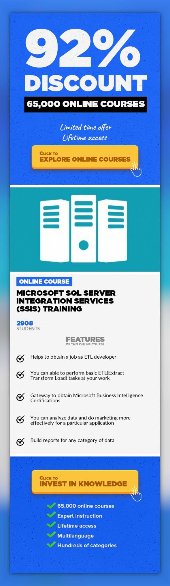 Microsoft Sql Server Integration Services Ssis Training It