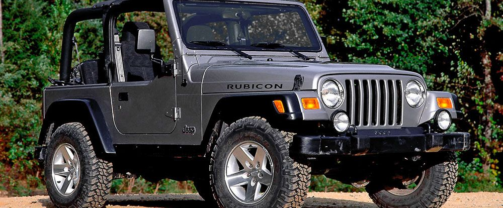 Why It S Great To Buy A Jeep Pre Owned Jeep Wrangler Tj Jeep