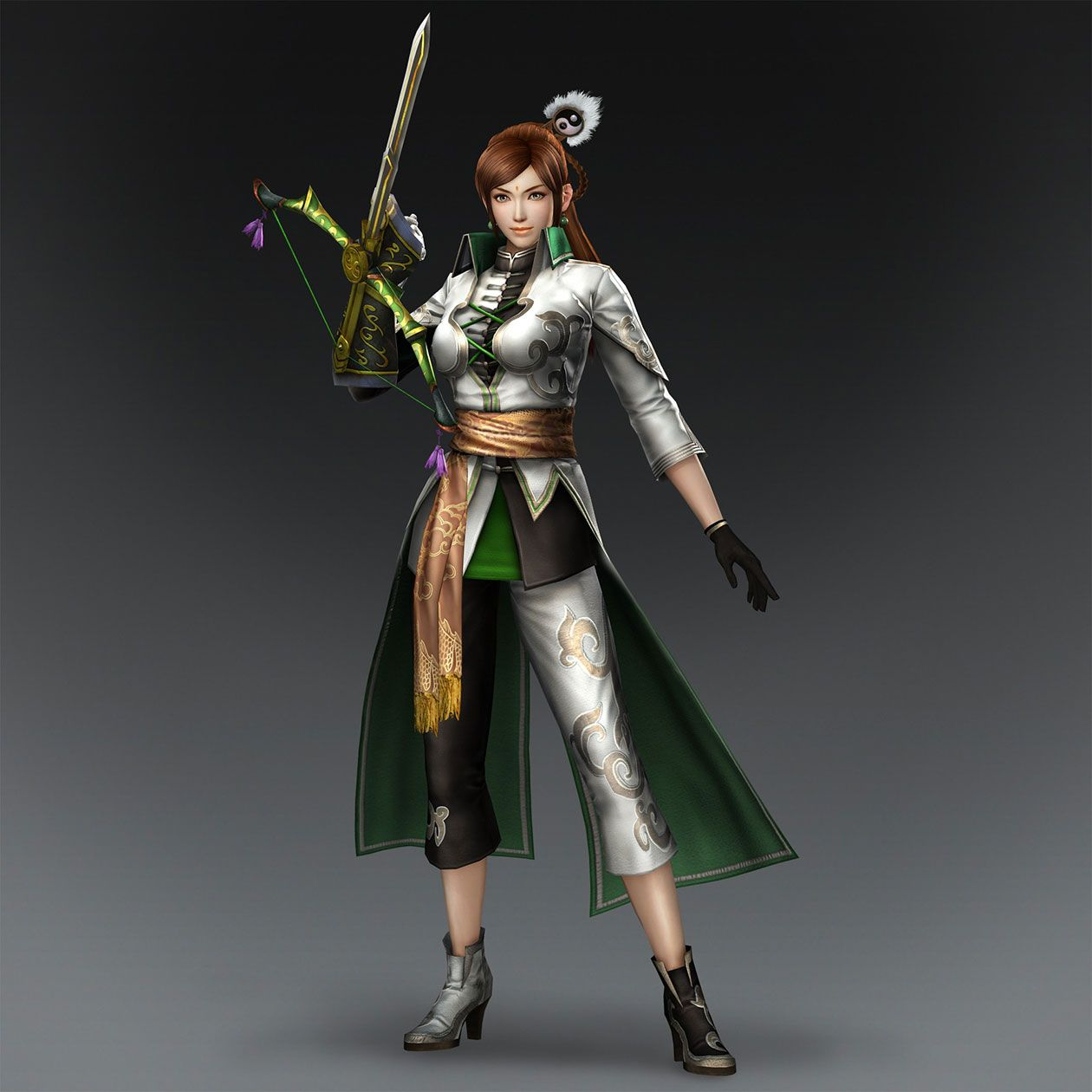 Yue Ying Amp Weapon Shu Forces