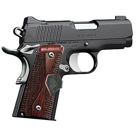 Kimber 1911 Ultra Carry II Handgun w/ Lasergrip-GM420209 - Gander Mountain