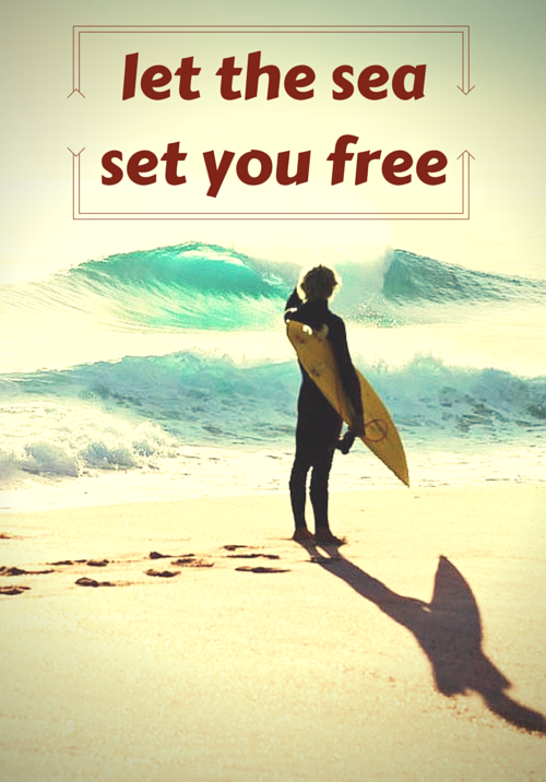 Quot Let The Summer Begin Quot Quotes Surfing Ocean Surf Style