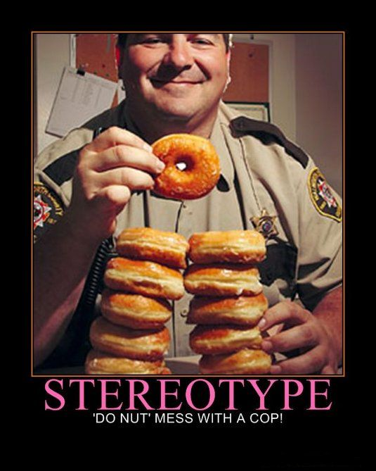 Work Related Stereotypes Doughnut Shop I Love Food Food