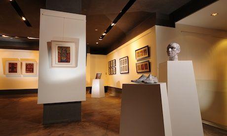 Tache Art: A haven for Egyptian modern art   Gallery Ideas ...