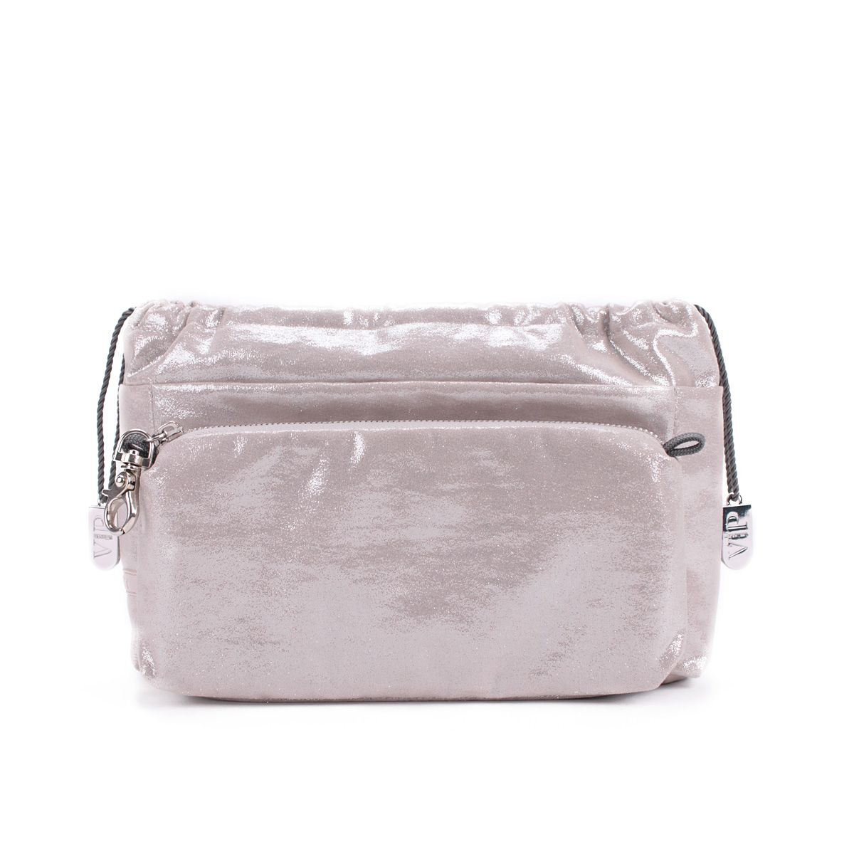 VIP LIMITED EDITION SHINY ARGENT - Summer 2014 collection. The original bag in bag. #tintamar #vip #bagorganizer #baginbag #pouch