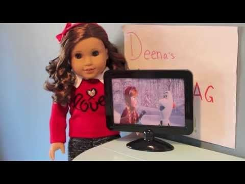 Deena's Monthly American Girl Doll Finds-December 2014 - YouTube
