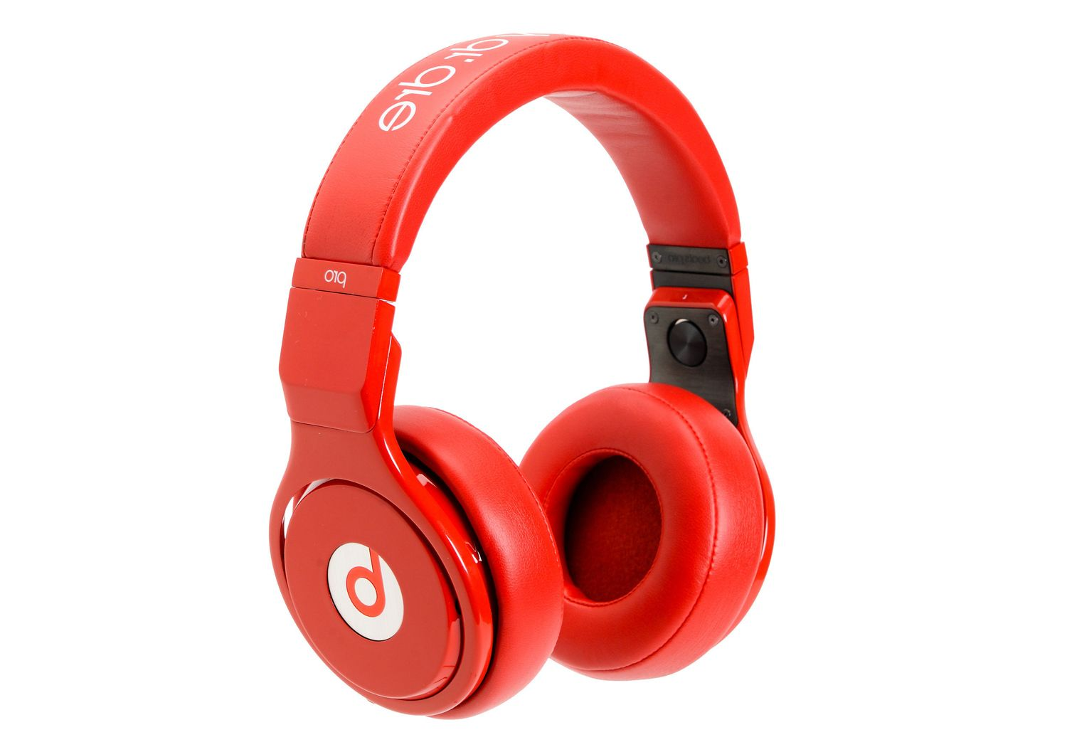 beats by dre pro high performance headphones red luxury beats pro. Black Bedroom Furniture Sets. Home Design Ideas