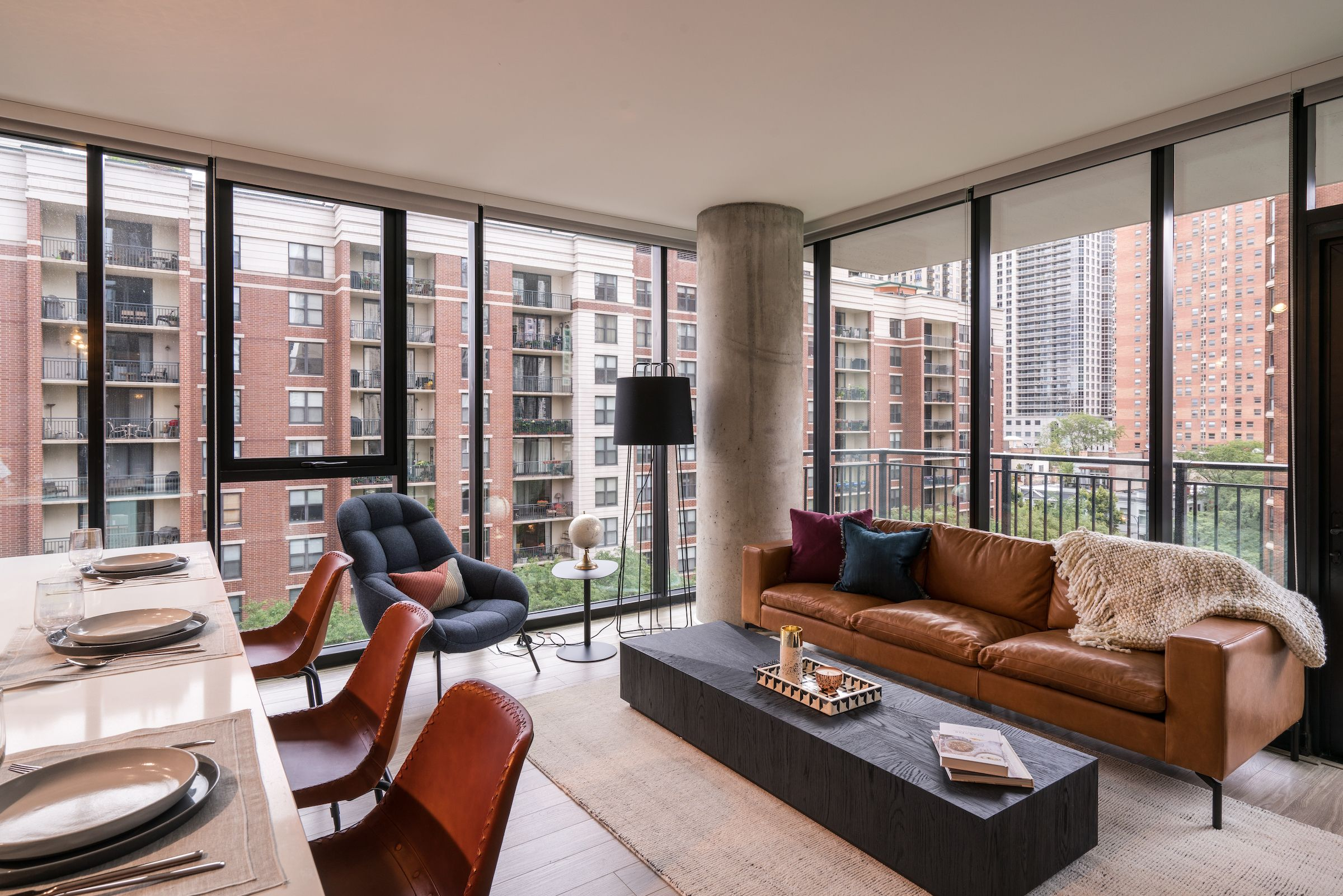Inside Chicago's new Aurélien apartments (With images