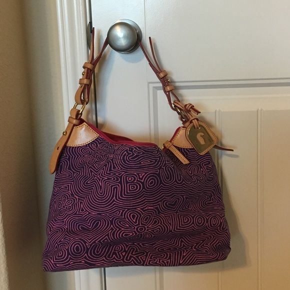 Dooney and Bourke Handbag Only used a few times, in wonderful condition. Dooney & Bourke Bags Shoulder Bags