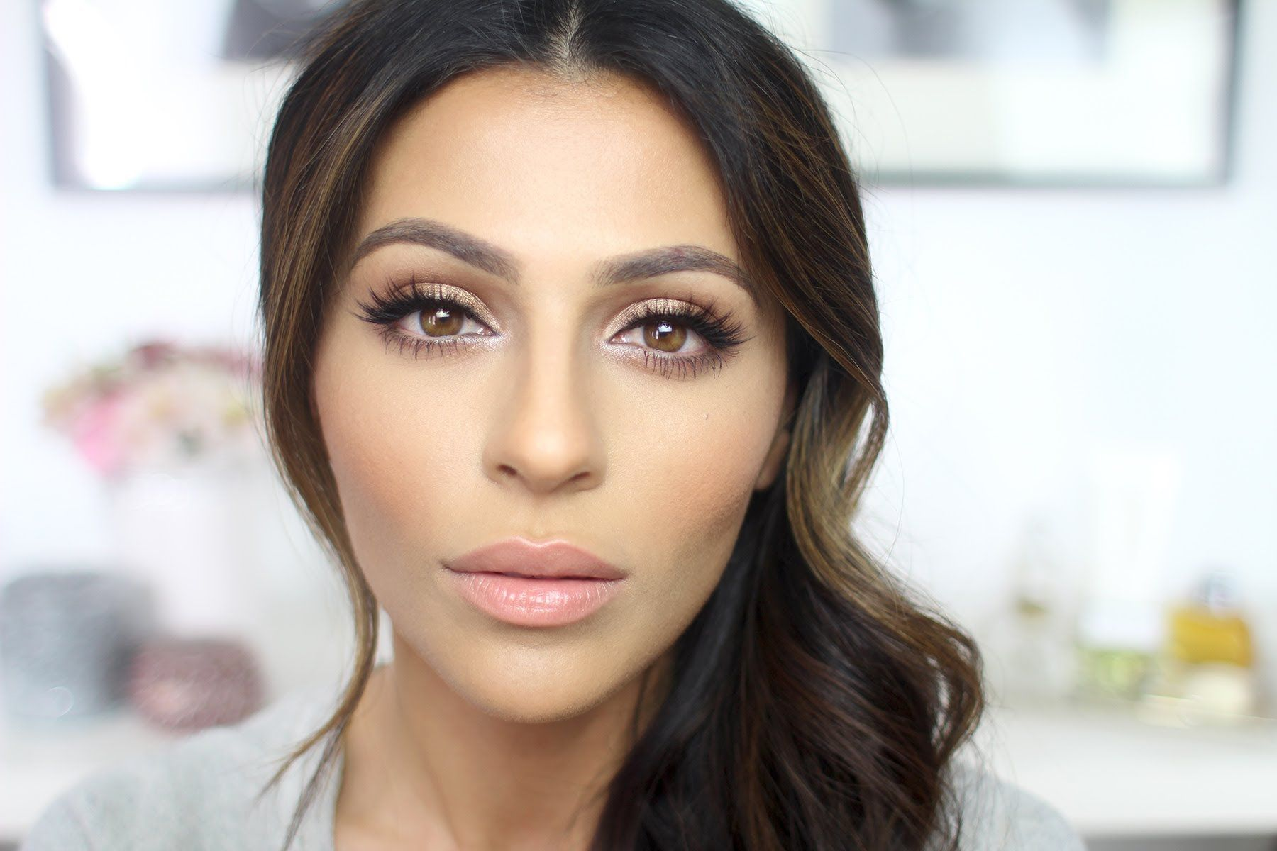 How to highlight and contour by teni love the less dramatic tutorial on highlight and contour makeup tutorial by vanessa lopez check out more makeup on bellashoot baditri Choice Image
