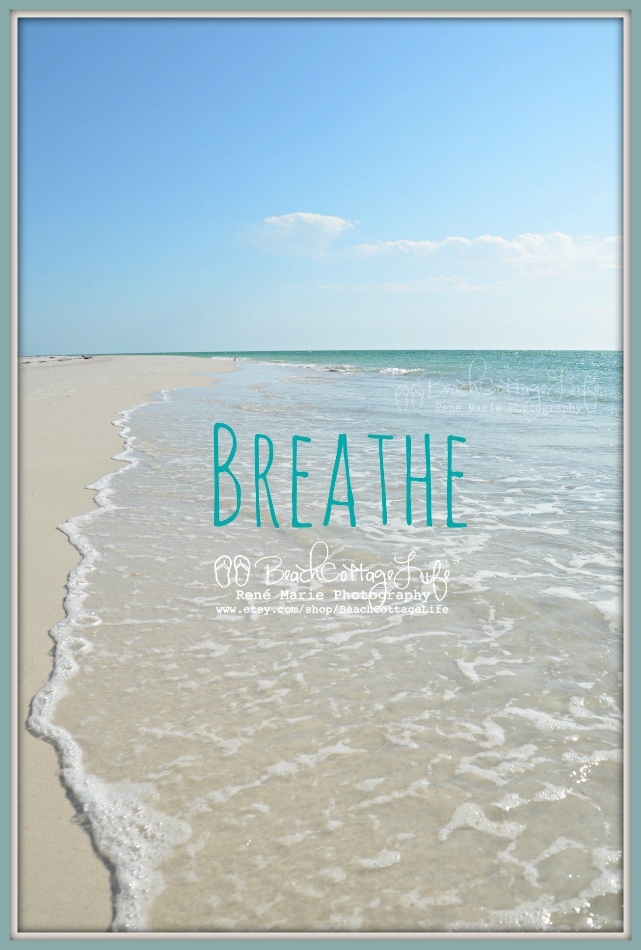 Take a deep breath & let it go... (With images) Seaside