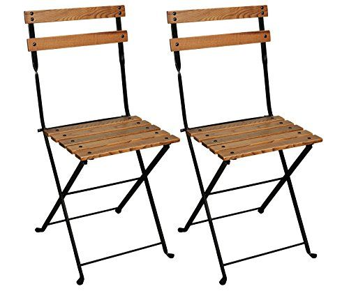 Magnificent Mobel Designhaus French Cafe Bistro Folding Side Chair Jet Beatyapartments Chair Design Images Beatyapartmentscom