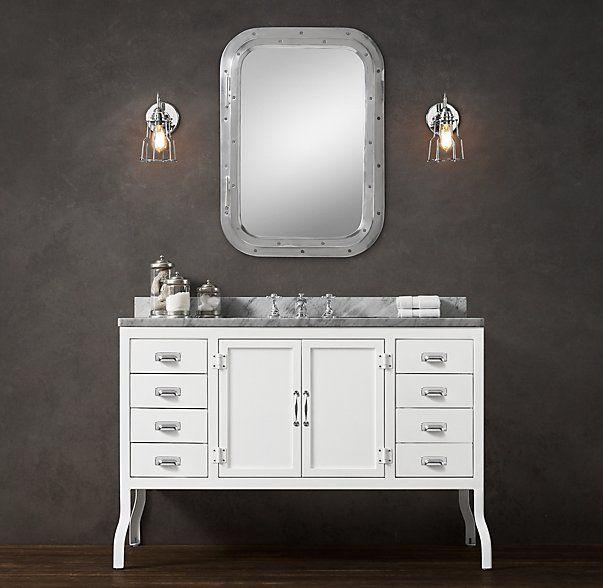 Pharmacy Single Extra Wide Vanity Single Vanity Single Sink Vanity Vanity