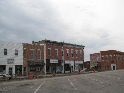 Unionville, MO- my grandparents live there