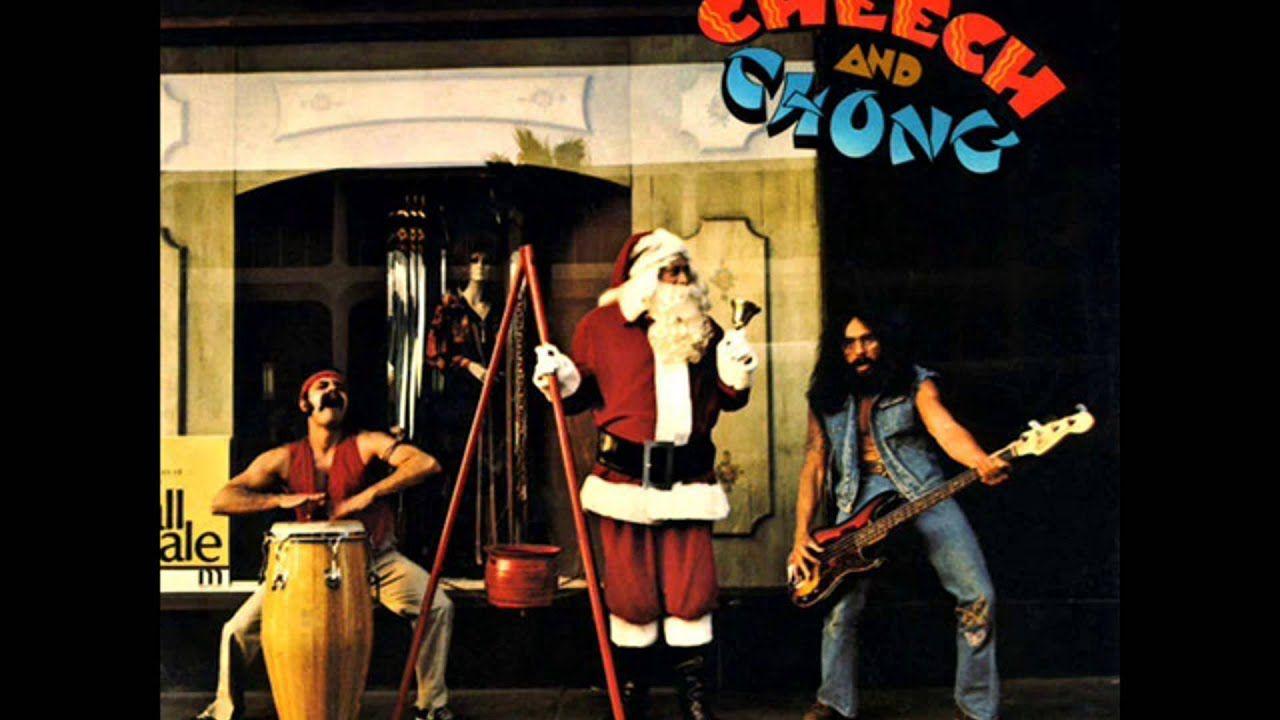 Cheech chong santa claus his old lady 1971 old