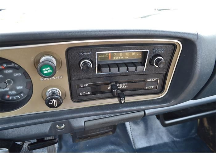 1973 Datsun 620 For Sale Classiccars Com Cc 616778 Datsun 620 For Sale Datsun Nissan Trucks
