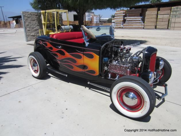SoCal Speed Shop Open House at the 50th LA Roadster Show Part I | Hotrod Hotline