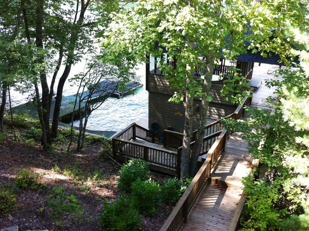 in cabins rental hartwell com lake house vacation vrbo sinclair cabin pin from rentals