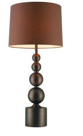 Canterburry Collection 4 Ball Oil Brushed Bronze Table Lamp - See more at: http://tidyhomeblog.blogspot.ca/#sthash.gCvNKvo8.dpuf