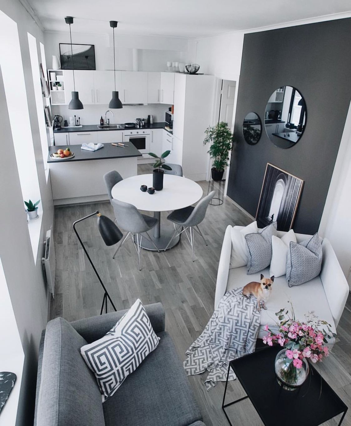 A Small Living Room Can Offer A Few Style Difficulties, However With The  Right Design