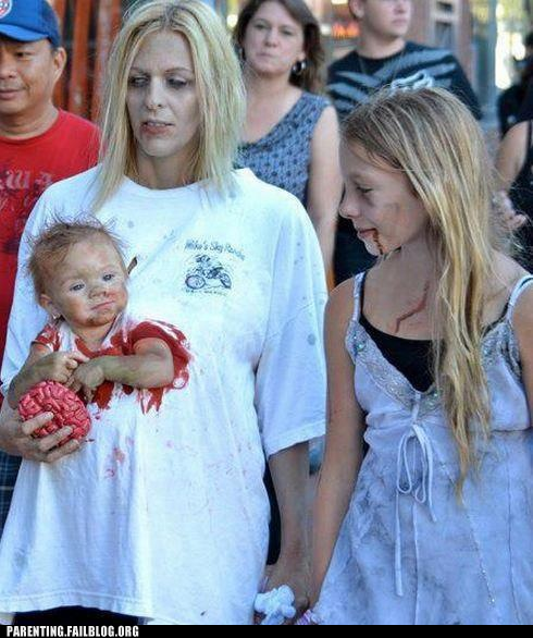 I need to borrow a baby for Halloween this year. Who's pregnant right now??