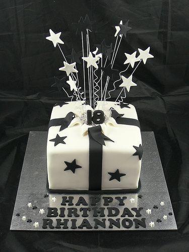 Rsultat de recherche dimages pour 18th birthday cake for men