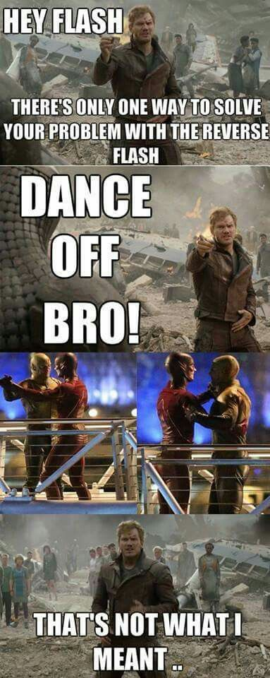 Flashy Dance off