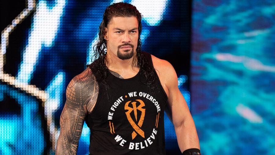 Roman Reigns Wwe Superstars Wwe Superstar