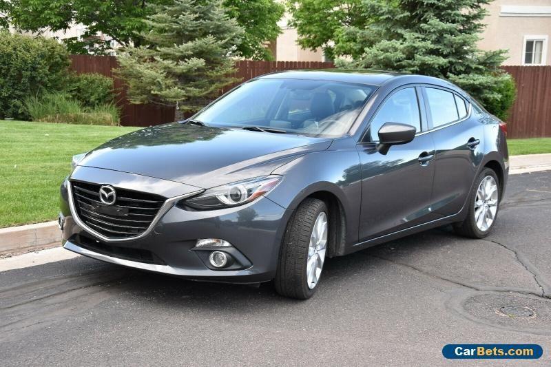 2016 Mazda Mazda3 S mazda mazda3 forsale canada