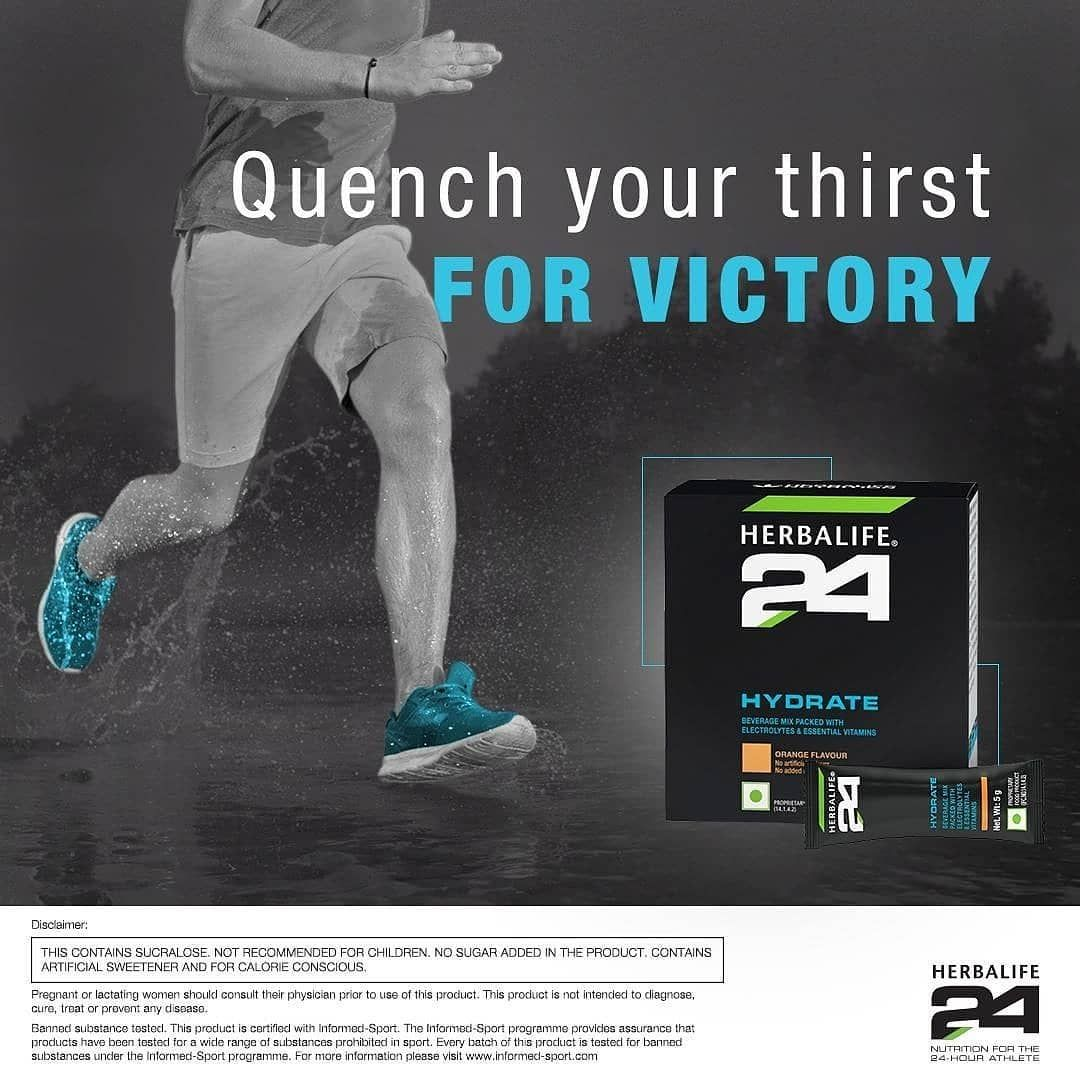 Refuel your body's electrolytes with H24 Hydrate. Developed by Sports Nutritionists, it gives you al...