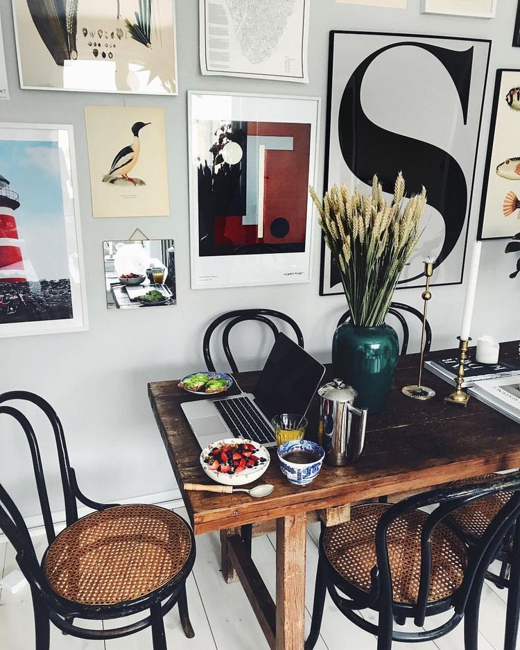 Photo of Small dining space