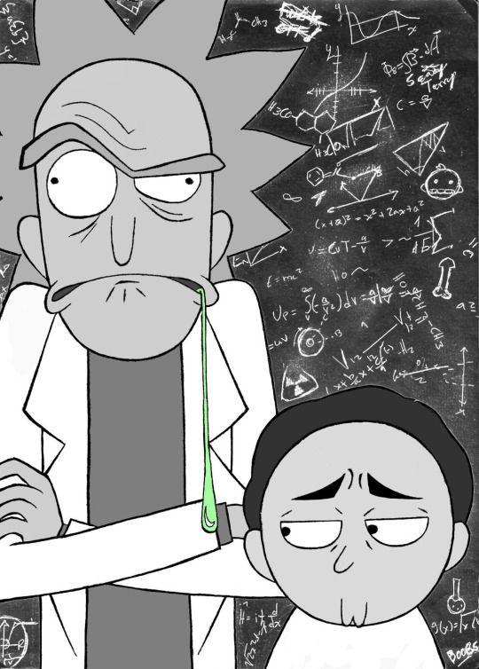 Rick and Morty,Рик и Морти, рик и морти, ,фэндомы,Rick Sanchez,Rick, Рик, рик, рик санчез,R&M Персонажи,Morty Smith,Морти, морти, Морти Смит, Morty,R&M art,Rick and Morty art, R&M арт, Рик и Морти арт