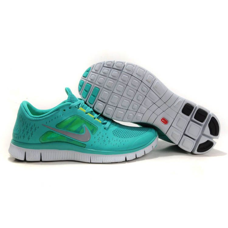 nike free run 5.0 damen türkis