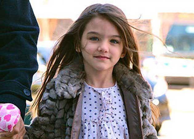 Suri Cruise Named World S Most Stylish Child Suri Cruise Stylish Kids Fashion Line
