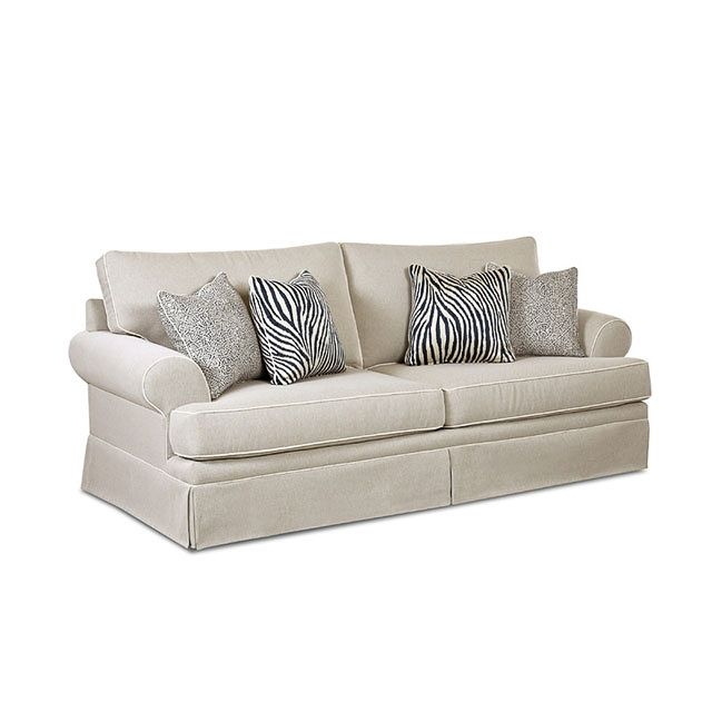 Tanzania Sofa Roll Arm Sofa Sofa Furniture Skirted Sofa