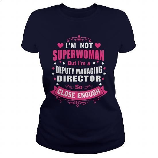 DEPUTY MANAGING DIRECTOR - SUPER WM - #full zip hoodie #dc hoodies. SIMILAR ITEMS => https://www.sunfrog.com/LifeStyle/DEPUTY-MANAGING-DIRECTOR--SUPER-WM-131345754-Navy-Blue-Ladies.html?id=60505